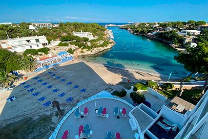 Hotel-Playa-Santandria-vistas-2